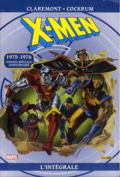 X-men - intégrale tome 1 - 1975-1976