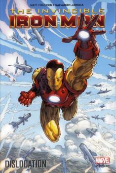 The invincible Iron Man tome 2 - Dislocation