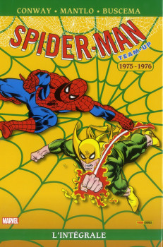 Spider-man - intégrale tome 26 - 1975-1976