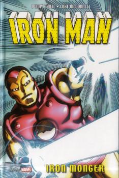 Iron Man ; iron monger