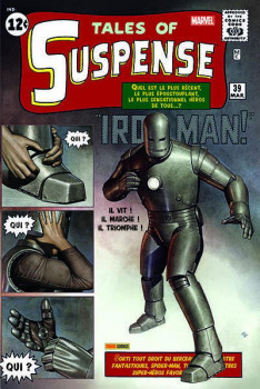 Iron man - intégrale 1963-1964 - édition collector