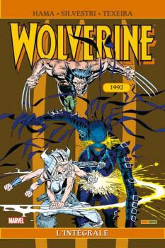 Wolverine - intégrale tome 5 - 1992