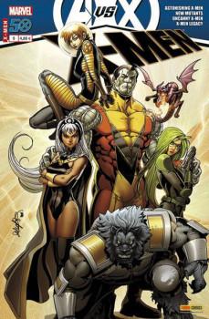 X-Men 2012 tome 9 - Avengers Vs X-Men