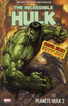 planète Hulk tome 2