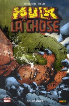 Hulk et la Chose ; coups durs