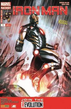 Iron man 2013 tome 1