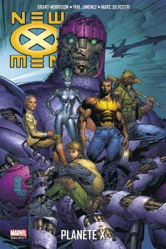 New X-Men tome 4 - Planète X