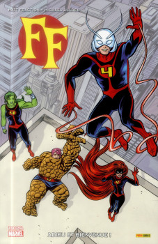 FF Marvel Now ! Tome 1