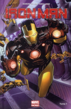 Iron-Man tome 1