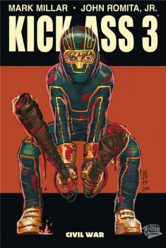 Kick Ass 3 tome 1