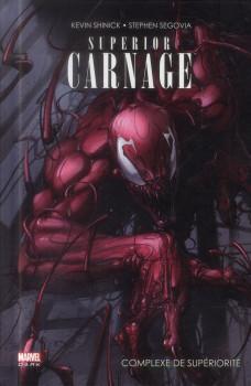 Spider-Man ; superior carnage
