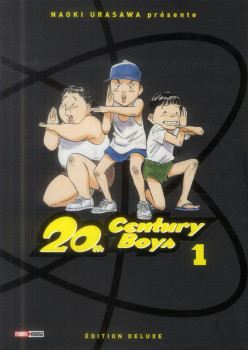 20th Century Boys - Deluxe tome 1