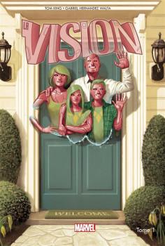 La Vision tome 1