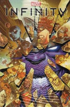 Infinity tome 1 - Coffret collector Humberto Ramos