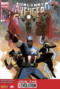 Uncanny Avengers N.10