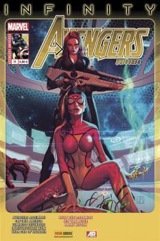 AVENGERS UNIVERSE - Avengers universe tome 11 - infinity
