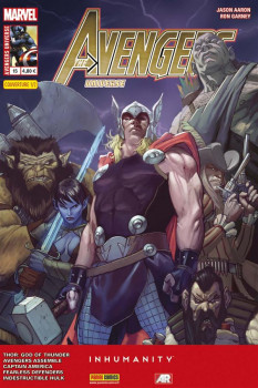 Avengers Universe tome 15 - Ron Garney 1/2