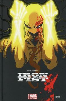 Iron Fist tome 1