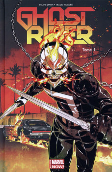 Ghost Rider - All-New Marvel Now ! tome 1