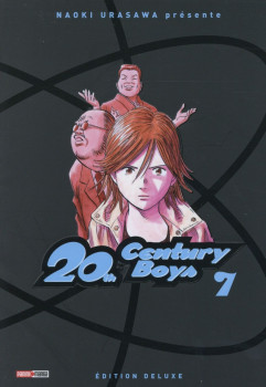20th Century Boys - Deluxe tome 7