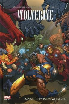Marvel Universe vs Wolverine