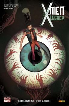 X-Men Legacy tome 4
