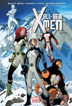 All-New X-Men tome 5