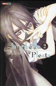 Shuriken to pleats tome 2