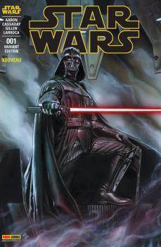 Star Wars fascicule tome 1 - Cover 2/10 Adi Granov