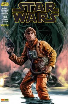 Star Wars fascicule tome 1 - Cover 4/10 de Bermejo
