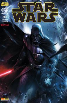 Star Wars fascicule tome 1 - Cover 5/10 de Mattina