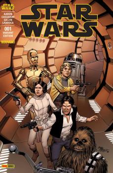 Star Wars fascicule tome 1 - Cover 6/10 de McLeod