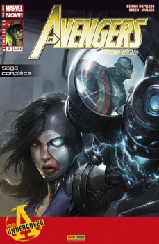 Avengers HS tome 9 - Avengers Undercover 2/2