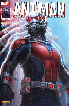 Ant-Man tome 1 - Cover 2/2