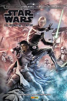 Star Wars - Les ruines de l'Empire