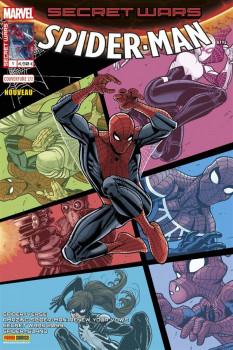 Secret wars : Spider-Man tome 1 - Cover 2/2 Nick Bradshaw