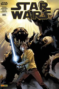 Star wars fascicule tome 5 - Cover Immonen