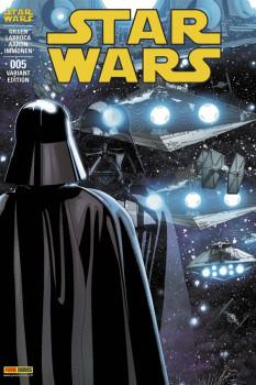 Star wars fascicule tome 5 - Cover Larroca
