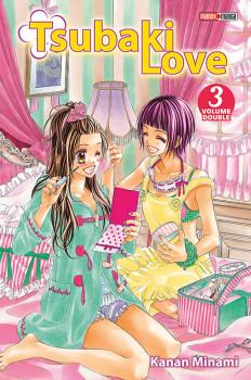 Tsubaki Love - volume double tome 3