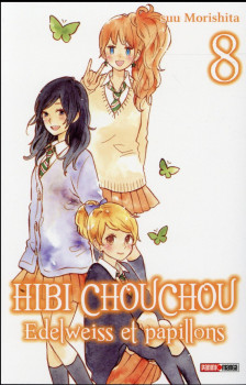Hibi Chouchou tome 8