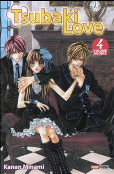 Tsubaki love - volume double tome 4