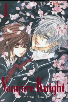 Vampire knight - édition double tome 1
