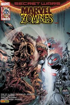 Secret wars : Marvel zombies tome 2