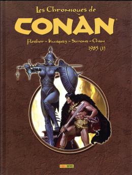 Les chroniques de Conan - 1985 (I)