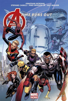 Avengers - Time runs out tome 4
