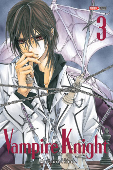 Vampire Knight - édition double tome 3