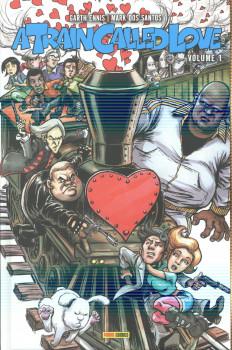 A train called love tome 1