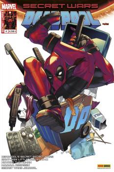 Secret wars : Deadpool tome 4