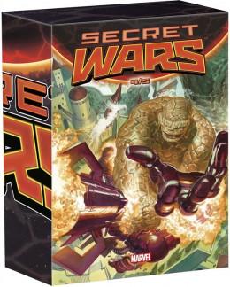 Secret wars coffret tome 4