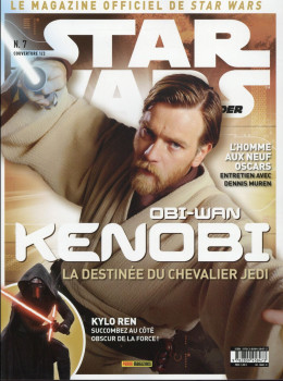 Star Wars insider tome 7 - cover 1/2